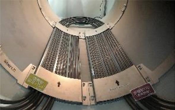 下水道管底の熱交換器イメージ