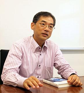 チェンジ・エージェント社長の小田理一郎氏