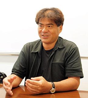 グロービス電子出版 発行人兼編集長の嶋田毅氏