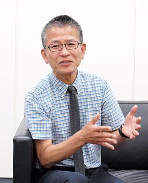 ロータスビジネスコンサルティングの高鍋水城会長