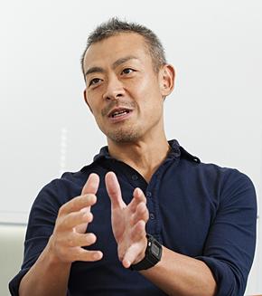 IDCフロンティアの中山一郎社長