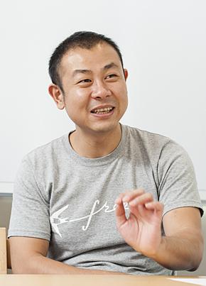 freeeの佐々木大輔社長