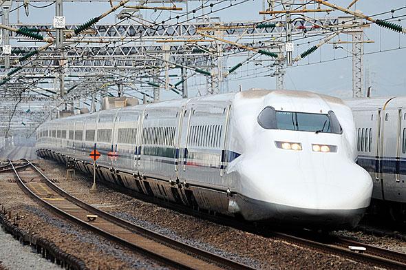2019年に東海道新幹線から退く「700系」