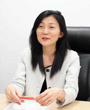 インフォテクノスコンサルティングでセールス・マーケティング事業部長を務める大島由起子氏