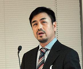 アスクル 執行役員の野中勉氏