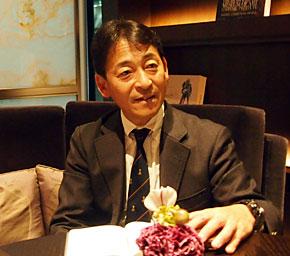 マゼランシステムズジャパンの岸本信弘代表取締役