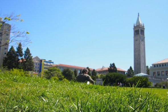 カリフォルニア大学の本校でもあるバークレー校