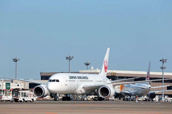 JALは787で再び世界に翼を広げはじめた(撮影:チャーリィ古庄)