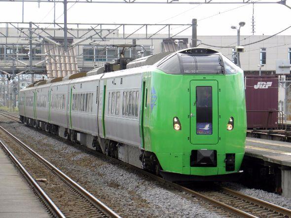 特急「スーパー白鳥」は青函から引退。789系電車は札幌〜旭川間へ「転勤」予定