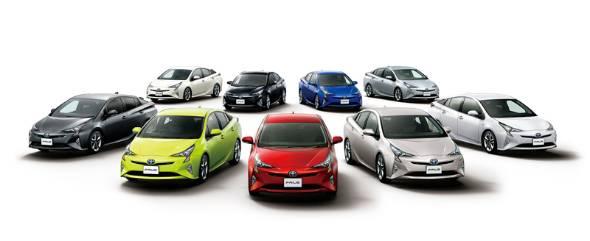 新型プリウスは発売からわずか1カ月で受注台数が約10万台となった
