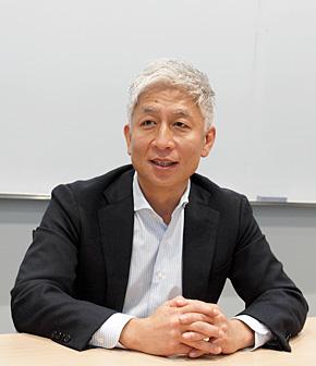 ヴイエムウェア マーケティング本部 シニア プロダクト マーケティング マネージャの本田豊氏