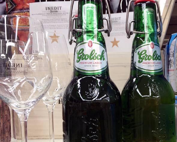 オランダでメジャーなビールブランド「Grolsch」もアサヒ傘下に