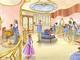 東京ディズニーランドに「ビビディ・バビディ・ブティック」 お絵描き教室「ドローイングクラス」は終了