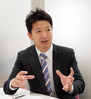 シスコシステムズ コラボレーションアーキテクチャ事業 コラボレーション営業部 部長の石黒圭祐氏