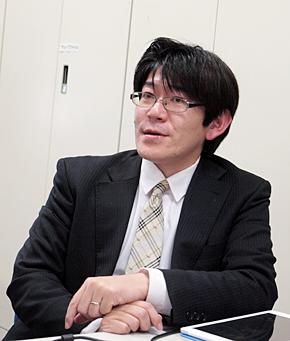 佐賀県 統括本部 情報・業務改革課 業務改革担当 係長の陣内清氏