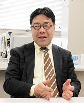 佐賀県 最高情報統括監の森本登志男氏