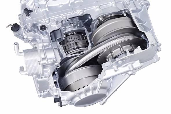 ホンダのステップワゴンでは、小排気量ターボエンジンがCVTと組み合わされる