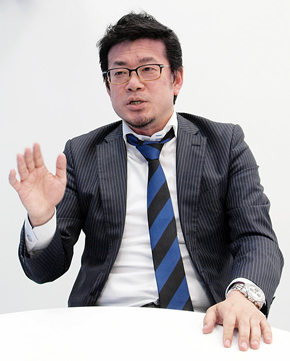 トリップアドバイザー ホテル事業部長の斉藤拓美氏