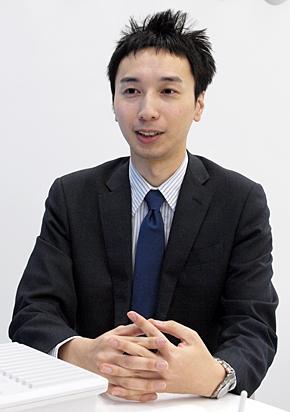バッファロー コーポレート営業部の高橋宏明氏