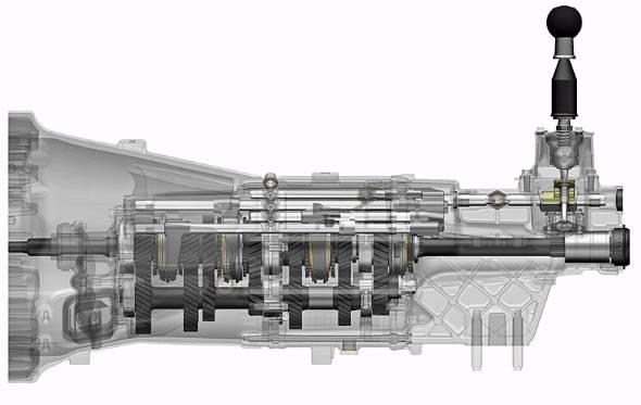 マツダはモデルチェンジ以降、ロードスター用のMTを内製に切り替えた。特殊な設計のため外注では対応が難しい。アルミケースの鋳造から全てを自社で製造する