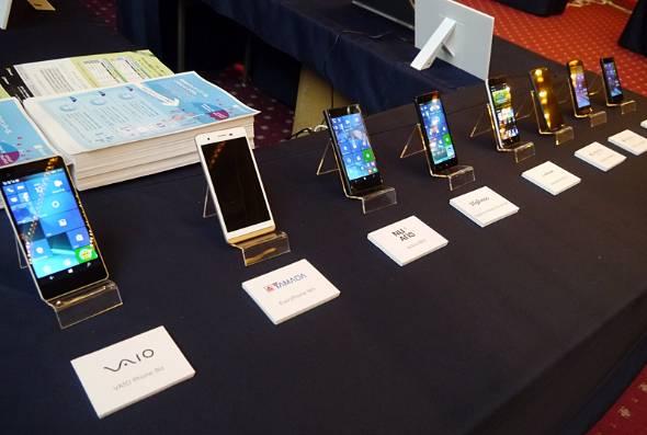 94fcd72241 VAIOやヤマダ電機など10社からWindows 10 Mobile搭載スマホがリリース