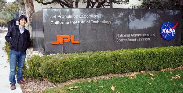NASAの中核研究機関であるJPLで働く小野雅裕さん
