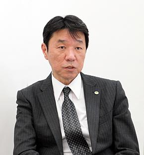 日立システムズ 産業・流通事業グループ マイナンバーサービス統括本部 担当部長の石塚郁人氏