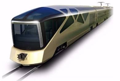 2014年6月、車両のコンセプトデザインが決定(出典:「TRAIN SUITE 四季島」公式サイト)