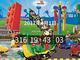 レゴを使った屋外型テーマパークが日本初開業 17年4月に