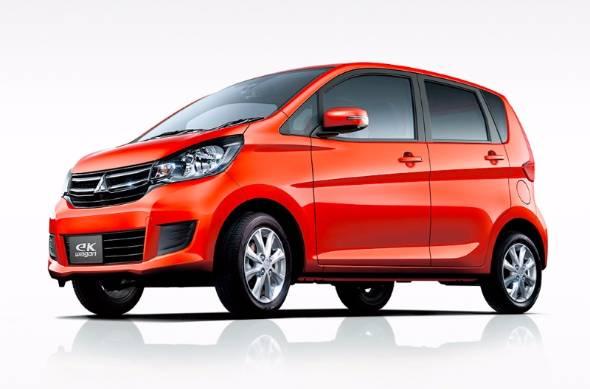 燃料不正問題が発覚した三菱自動車の「eK ワゴン」