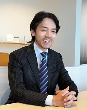 日本マイクロソフト Dynamicsビジネス統括本部 Dynamicsマーケティング部でシニアプロダクトマネージャーを務める釜池聡太氏