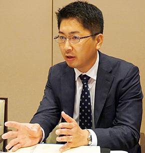 SAS Institute Japan IoTソリューショングループ ソリューションコンサルティング本部 マネージャーの松園和久氏