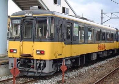会津鉄道の「AT-103」はAT-100形のお座敷改造車