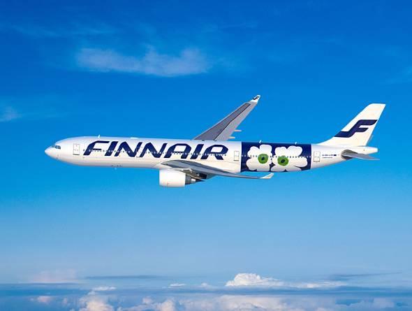 新たに福岡〜ヘルシンキ路線の運航を始めたフィンエアー
