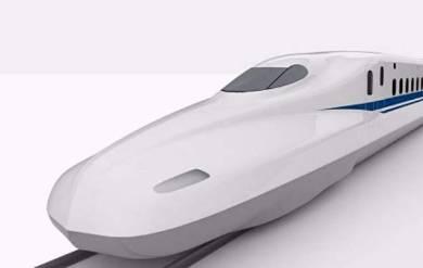 速度性能の新時代を築いた「N700A」。先頭車形状はN700系のまま(出典:JR東海報道資料)