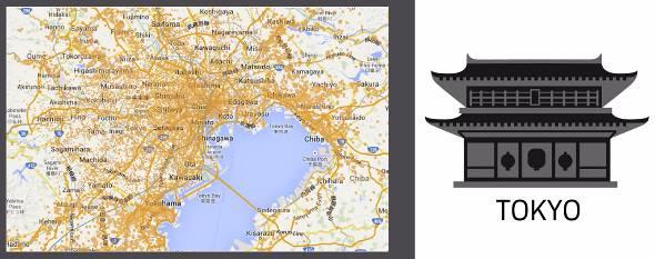 東京をカバーするFONの高密度Wi-Fiネットワーク