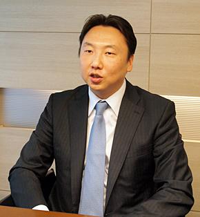 フォン・ジャパンの金田宏代表取締役CEO
