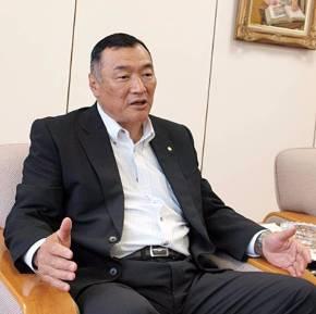 カネカの天知秀介取締役 常務執行役員