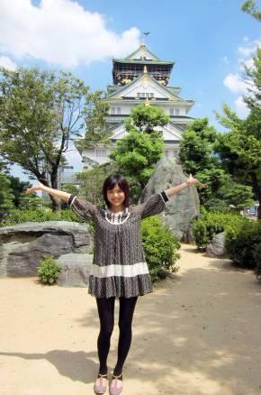 天下を取った豊臣秀吉が治めた大阪城