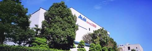 アサヒビールの吹田工場(出典:同社サイト)