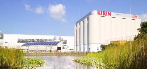 キリンビールの神戸工場(出典:同社サイト)