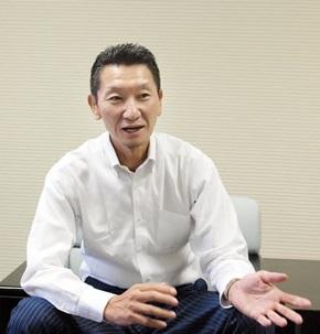 NEC Bigdata Platform Engineering Centerの三国晋章センター長