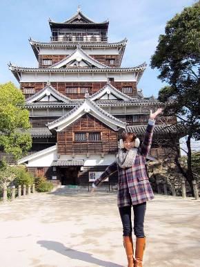関ヶ原の戦い後、福島正則が城主になった広島城