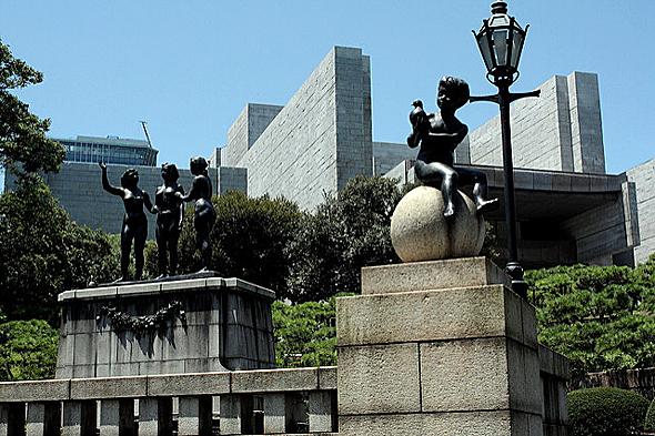 最高裁判所(出典:Flickr 撮影:Ryosuke Sekido)