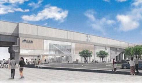 西吹田駅のイメージ