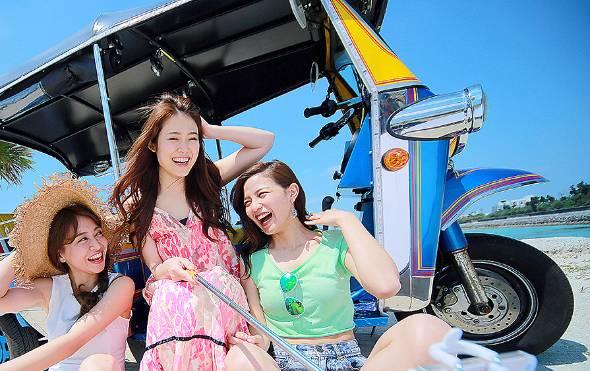トゥクトゥクをレンタル・販売する沖縄トゥクトゥク