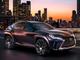 トヨタ、レクサスSUVの将来を示す「UX Concept」を世界初公開