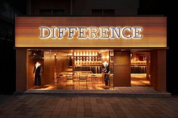 ディファレンス 青山店