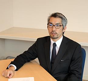 P&Gジャパン ガバメントリレーションズの河合誠雄シニアマネージャー