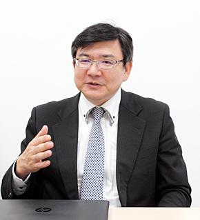 日本ヒューレット・パッカード IoT推進室 室長の岡田和美氏